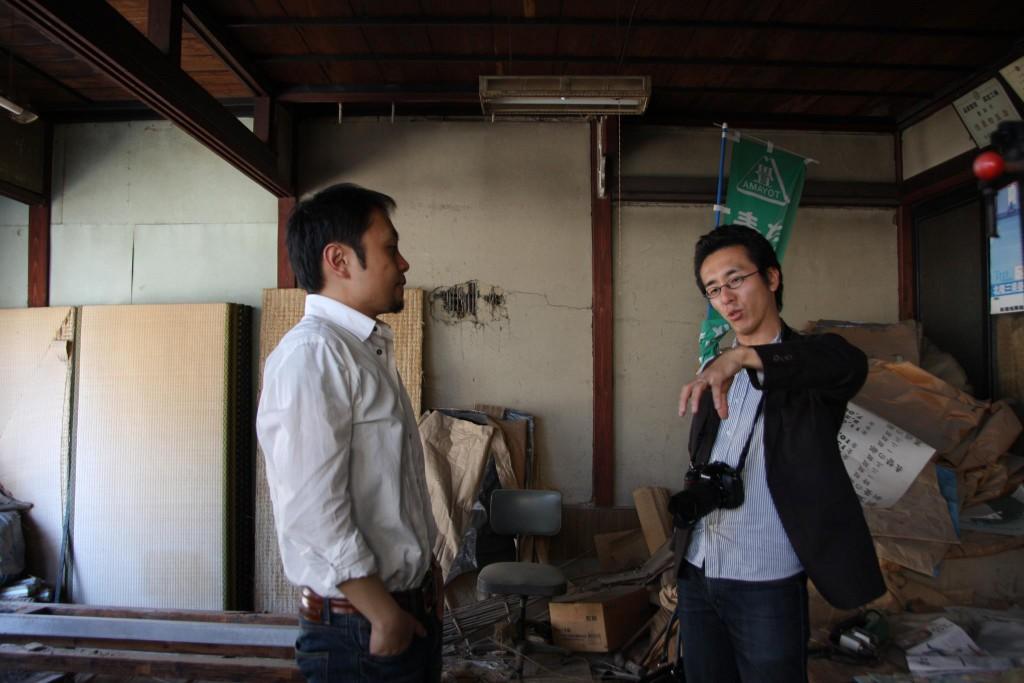 【いなカフェ】旧渋谷畳屋店~活かすも殺すもヒカリ次第(再)