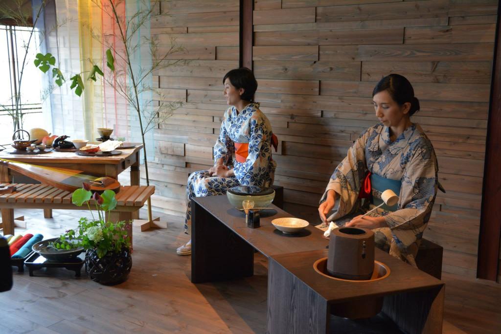 かわいい茶会 nomadic02