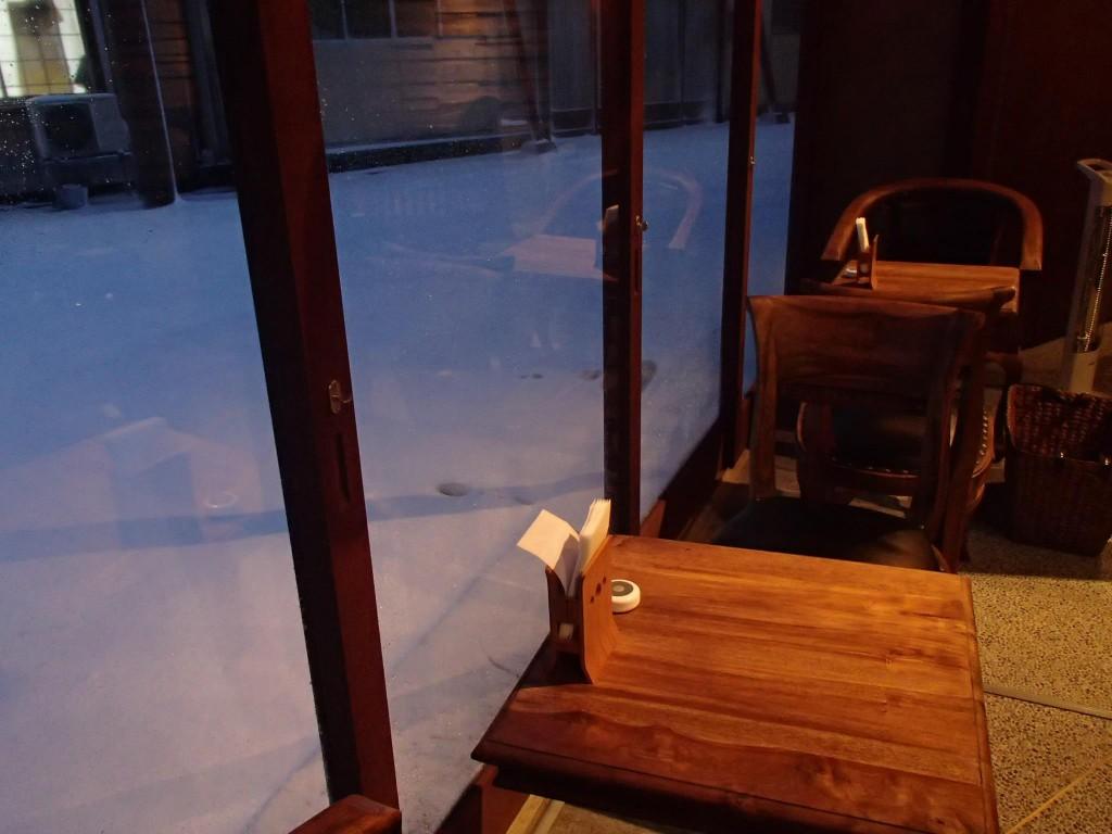 雪の降る日は、特にオススメです。